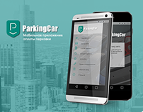 Mobile App ParkingCar