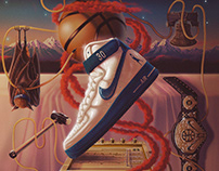 Nike Art Of A Champion