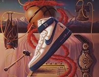 Nike Art Of A Champion