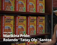 Marikina Pride: Rolando 'Tatay Oly' Santos