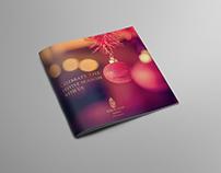 Festive Brochure Design | Burj Al Arab, Dubai