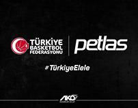Petlas / Basketbol Milli Takımı / E.L.L. Kampanyası