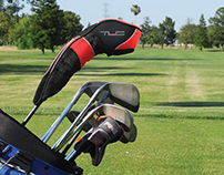 TUC Golf Club Head Cover