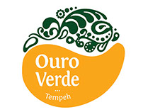 ID Visual - Ouro Verde Tempeh