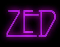 ZED video logo