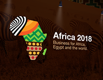 Africa 2018 Forum - rebranding
