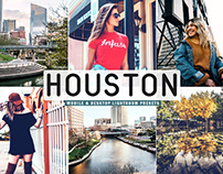 Free Houston Mobile & Desktop Lightroom Presets