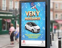 Peugeot y Dairy Queen