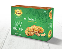 Brijwasi Cookies Packaging Designs