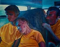 Paintings 2013- 2014