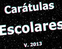 Caratulas Escolares v.13