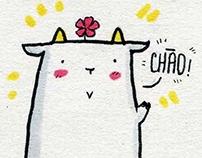 Stuffs: Character Design