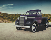 Chevrolet Pickup 1939