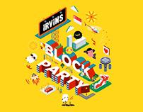 #irvinsblockparty