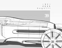 1931|2025 Bugatti
