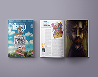CHILANGO | Ilustración Editorial