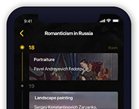 Interactive Tour around the Russian Museum