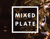 Mixed Plate Compilation artwork for Intelligent Sound