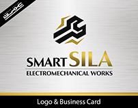 SmartSila Logo & Business Card Design