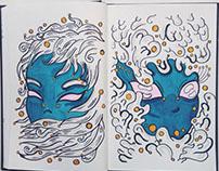 Sketchbook part 2