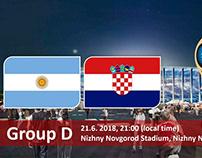 Soi kèo Argentina vs Croatia