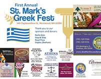 St. Mark's Greek Fest