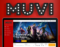 MUVI CINEMAS • Website