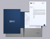 EXES Strategy Consultants - Brand Identty