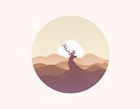 20151030.icon.《Elk,Hills,Sun》