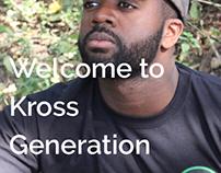 Kross Generation Website