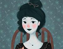 Diana's Portrait