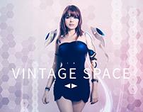 Redesign Concept | Vintage Space - Minelia Botello