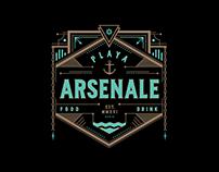 Arsenale (Brand Identity)