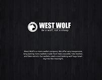 Logo Design for West Wolf