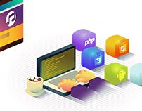 proyecto web desarrollo de software interfaz web y movi