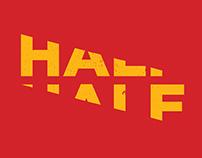 HALF - Branding