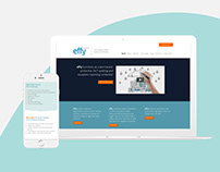 Effy Website and Branding