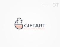 Torby papierowe / GiftArt - logo