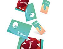 Kamoo studio - Monster Business cards