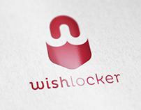 Wishlocker - Social Media Platform Complete Branding