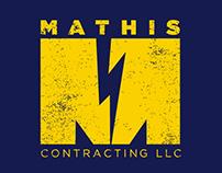 Branding - Mathis Contracting LLC