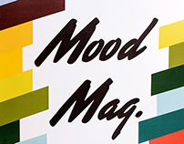 Mood Mag: Digital Interactive & Print Magazine