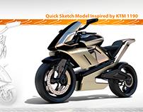 KTM Sketch Model