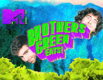 MTV - BROTHERS GREEN EATS Opening