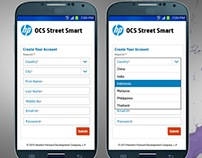 HP OCS Mobile Apps