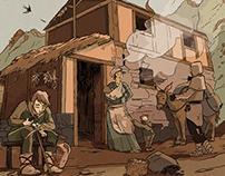 Ilustración histórica
