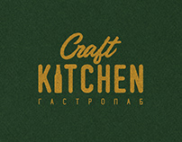 Craft Kitchen. Gastro pub