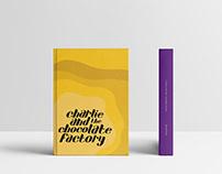 Design: Typographic Dust Cover