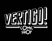 VERTIGO! COMIC SHOP
