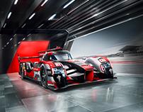 Audi Motorsport Campaign 2016